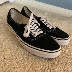 Vans 'Authentic' Sneakers - Size M 9.5/W 11